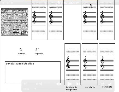 Sonata administrativa (obra generativa)